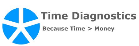 Time Diagnostics Logo